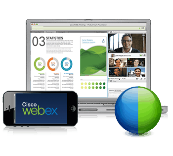 Piranti Selaras Menyediakan Cisco Webex Meetings Up To